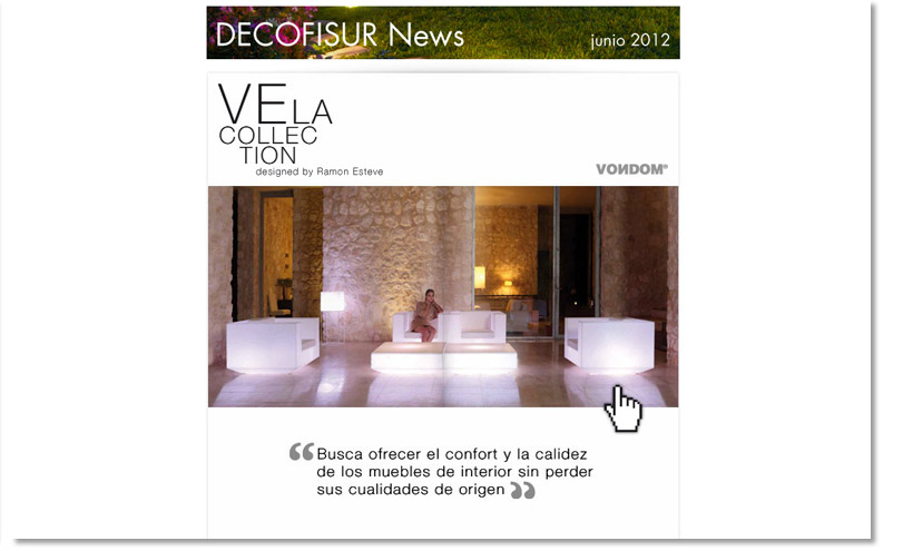 Newsletter Decofisur