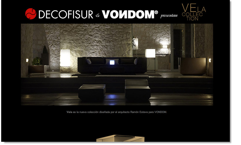 Newsletter Decofisur, detalle