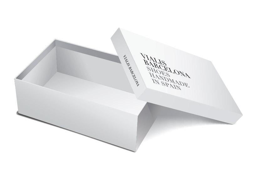 propuesta 2 caja zapatos marca Vialis